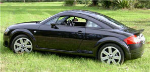 Homage to the Audi TT – and an expensive lesson in owning a